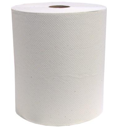 papier essuie mains en rouleaux jumbo blanc 425 pi produits de papier essuie mains sani. Black Bedroom Furniture Sets. Home Design Ideas