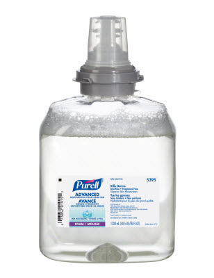 5395-02-CAN00_xl Photo Purell mousse TFX