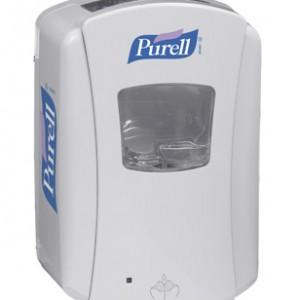 Distributeur Purell
