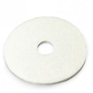 Tampon polissage blanc 3M
